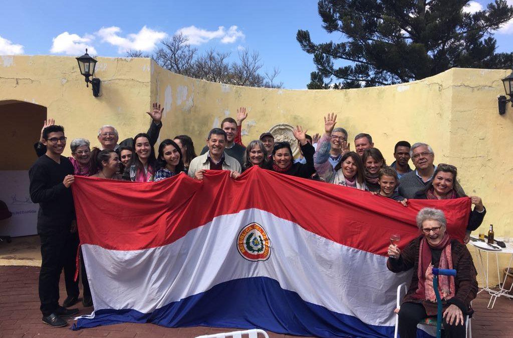 Celebramos el día de la Asunción en la Embajada