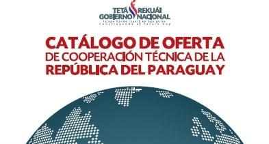 Catálogo de Oferta de Cooperación Técnica