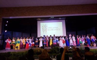 Primer Certamen Miss Latina Sudáfrica